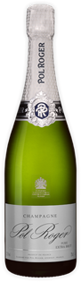 Pol Roger Champagne Extra Brut Pure 750ml